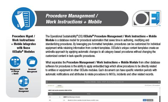 FI-procedure-management