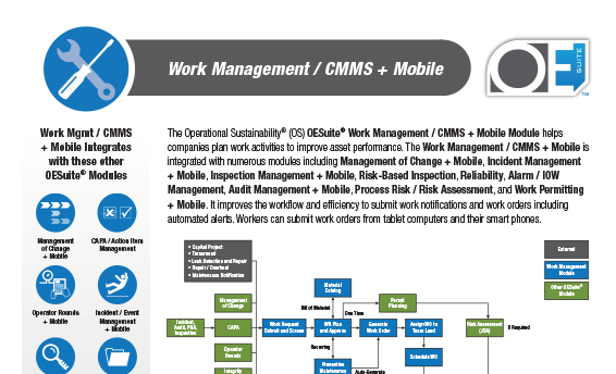 work management brochure preview