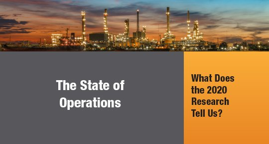State of Operations white paper